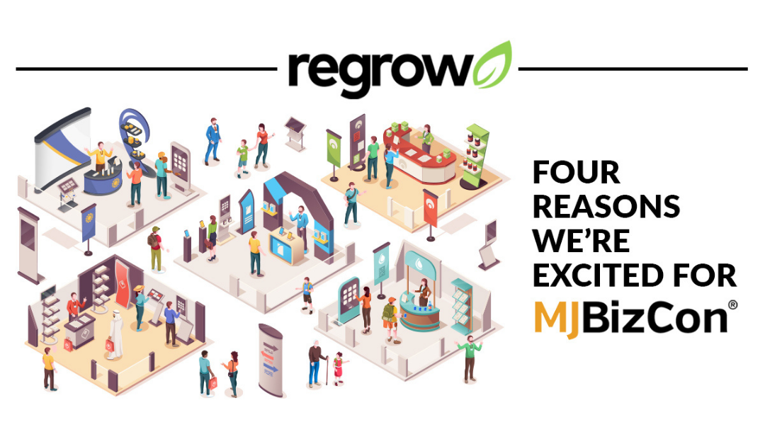 Four Reasons We're Excited for MJBizCon 2021